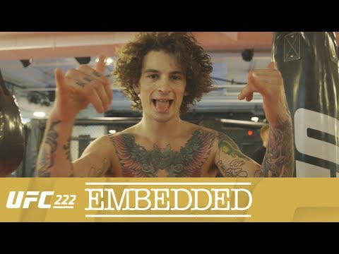 UFC 222 Embedded: Vlog Series – Episode 2