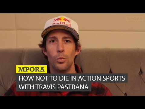 Travis Pastrana – How Not To Die In Action Sports