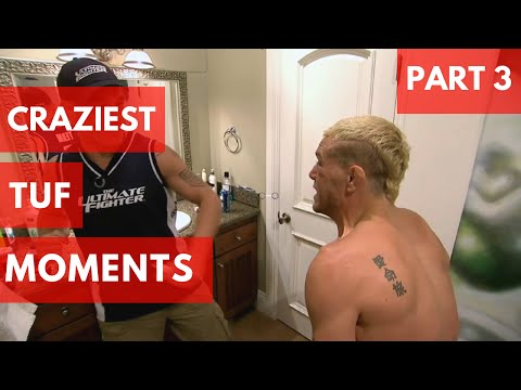 Craziest Ultimate Fighter moments – TOP 5 – PART 3