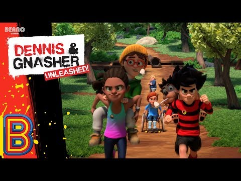 Dennis & Gnasher Unleashed! Episode 34 – Extreme Sports Day (Highlight)