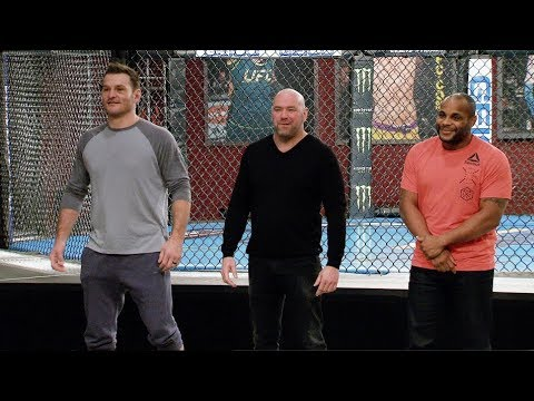 The Ultimate Fighter Season 27: Ready to Put on a Show