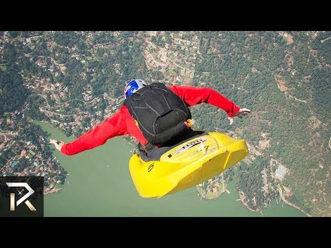 10 EXTREME Sports You Didn't Know Existed