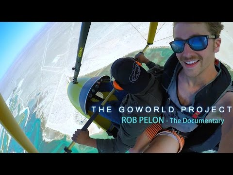 Extreme Sports Documentary – Skydiving/BASE | GoWorld & Rob Pelon