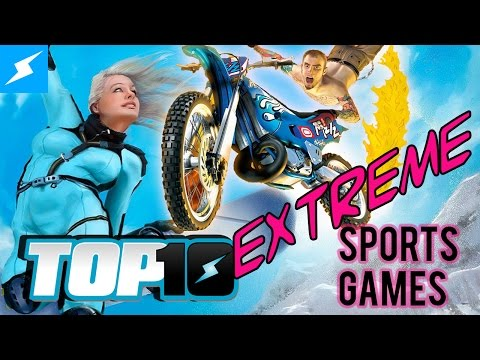 Top 10 EXTREME Sports Games!
