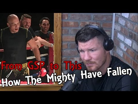 Michael Bisping Recaps Hilarious Ellismania Experience: Last Year I Was Fighting GSP