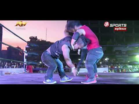 Ring Wrestling Ram VS Ravan     Action Sports