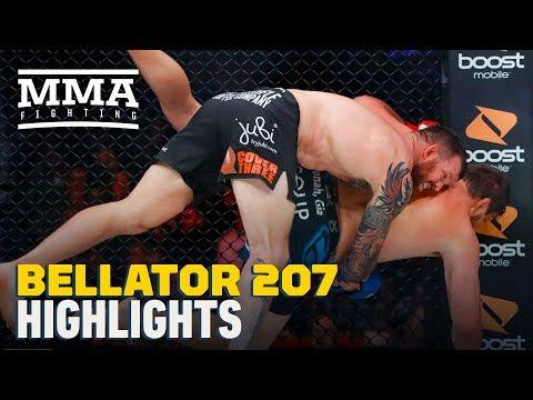 Bellator 207 Highlights: Ryan Bader Overwhelms Matt Mitrione – MMA Fighting