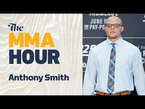 Anthony Smith Says Why He Would Rather Fight 'Hittable' Jon Jones Next   The MMA Hour