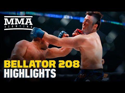 Bellator 208: Fedor Emelianenko vs. Chael Sonnen Highlights – MMA Fighting