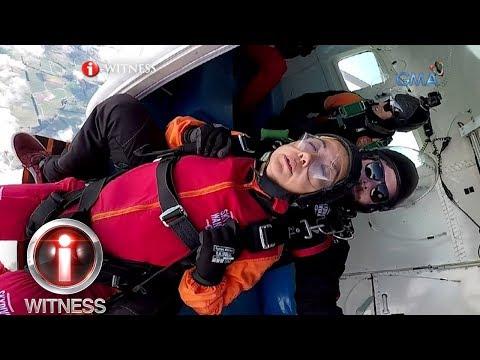 I-Witness: Extreme sports sa New Zealand, susubukan ni Kara David