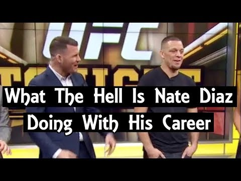 Michael Bisping Blasts Nate Diaz For Not Fighting At UFC 230 After Dustin Poirier Injury