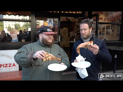 Barstool Pizza Review – Joe's Pizza With Special Guest Action Bronson