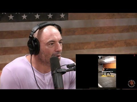 Joe Rogan Breaks down Street Fight Video