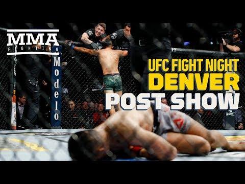 UFC Denver Post-Fight Show – MMA Fighting