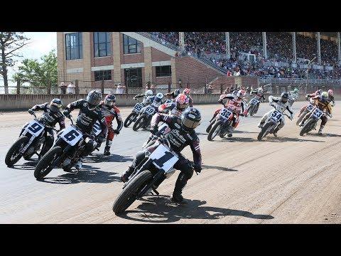 American Flat Track – America's Original Extreme Sport