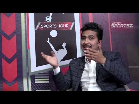 Sports Hour With Rajiv Jung Basnet     Action Sports