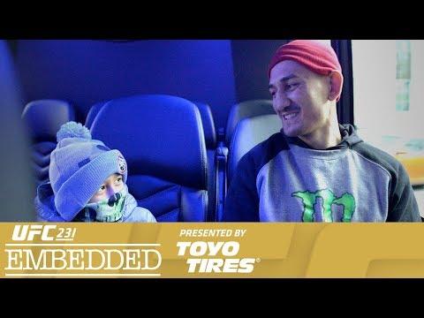 UFC 231 Embedded: Vlog Series – Episode 5