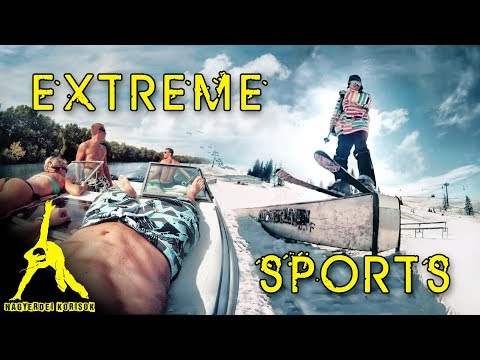 How to Learn ANY EXTREME Sport