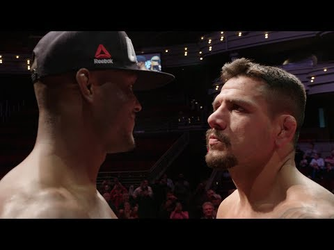The Ultimate Fighter Finale: Weigh-in Highlight