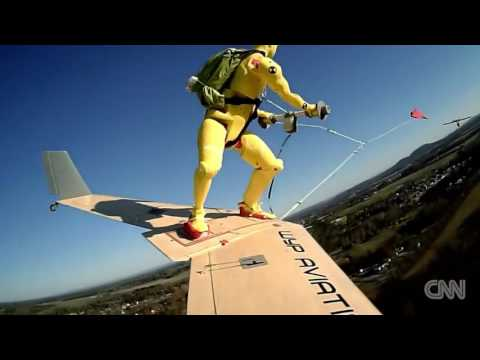 Wingboarding – the next extreme sport in the sky