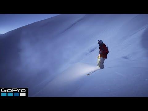 Discesa ESTREMA dal Monte Bianco Sci  STEEP Extreme Sports