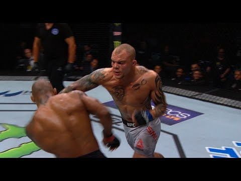 Anthony Smith Top 5 Finishes