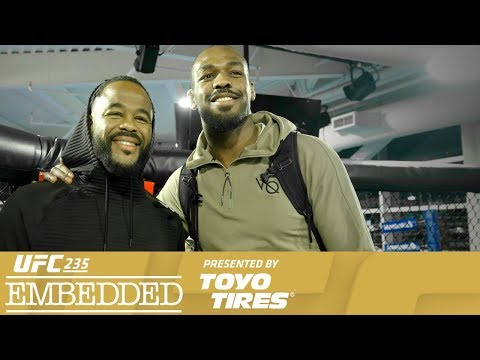 UFC 235 Embedded: Vlog Series – Episode 4