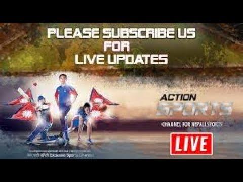 Bagmati Municipality Vs Ruslan Three Star Club    3rd Rajarshi Janak Cup    Action Sports HD