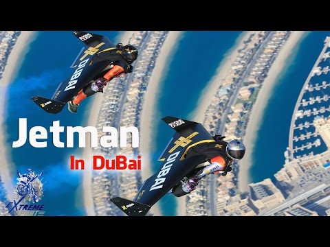 Amazing Jetman in Dubai ✔ Jetman Dubai – Young Feathers  ✔ Extreme Sports