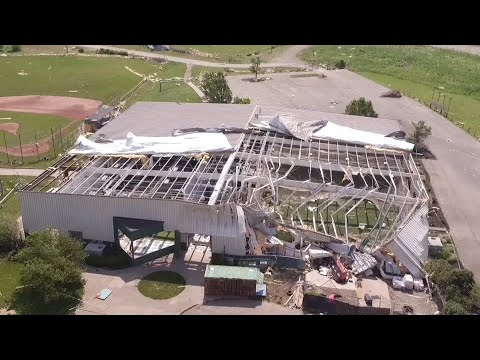 VIDEO: Action Sports Center almost demolished