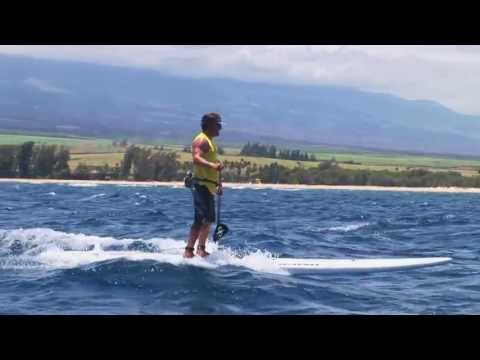 Extreme Sports — Stand-Up Paddleboard