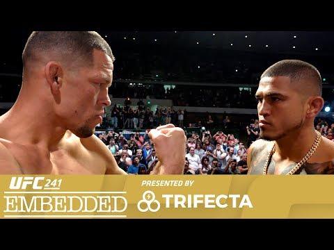 UFC 241 Embedded: Vlog Series – Episode 7