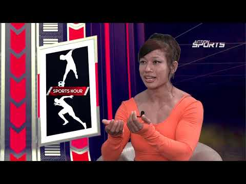 Sports Hour With Rajani Shrestha  || Action Sports HD