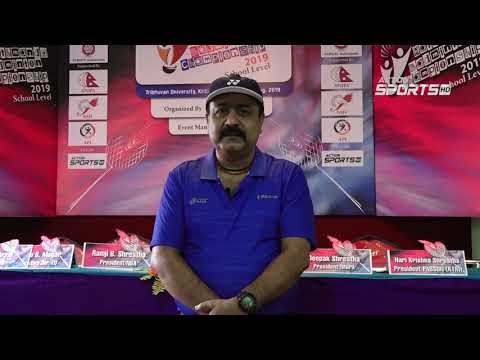 """ Kathmandu Badminton Championship 2019 "" 
