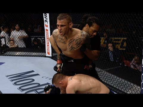 Top Finishes: Dustin Poirier