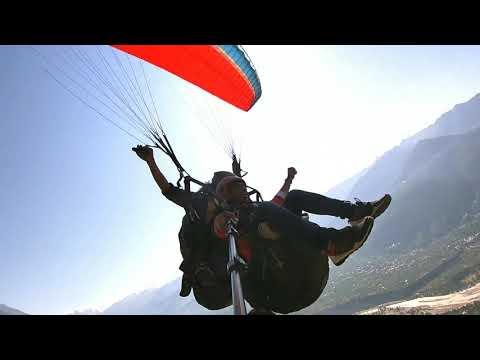 Paragliding | Extreme Sports | 15,000ft – Sky Jump Fly #znmd – Keyur Gajjar