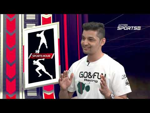 Sports Hour With Bikram Thapa || Action Sports HD