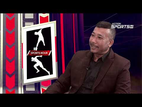 Sports Hour With  Dinesh Shahi | Dikshya Karki  | Action Sports