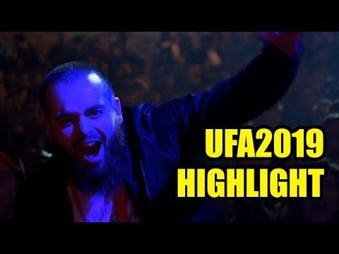 Street Fighter V – Ultimate Fighting Arena 2019 Highlight
