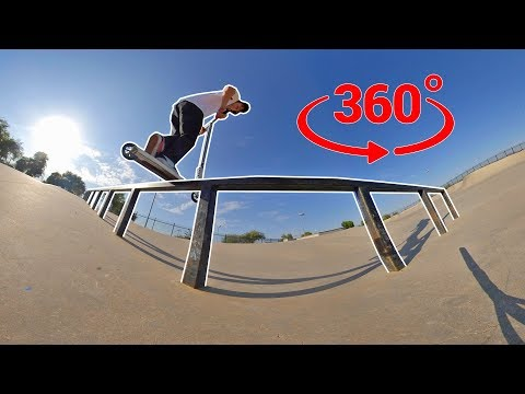 ACTION SPORTS IN 360 *VIRTUAL REALITY*