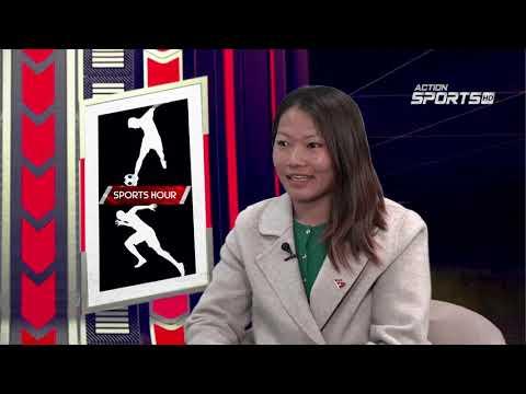 Sports Hour With Juni Rai |  Hem Raj Hamal | Action Sports