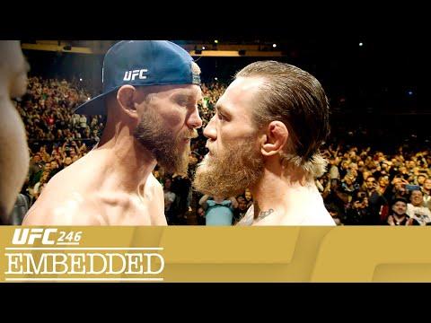 UFC 246 Embedded: Vlog Series – Episode 6