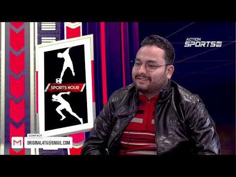 Sports Hour With Biraj Ghimire    Hem Raj Hamal    Action Sports