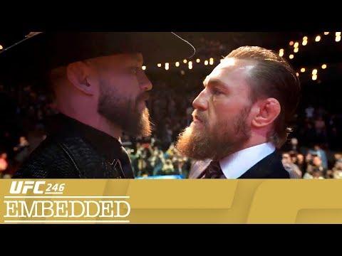 UFC 246 Embedded: Vlog Series – Episode 4