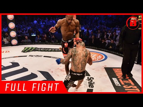 Full Fight | Michael Page vs. Cyborg Santos – Bellator 158