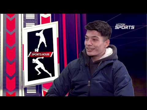 Sports Hour With Santoo Shrestha | Hem Raj Hamal  | Action Sports