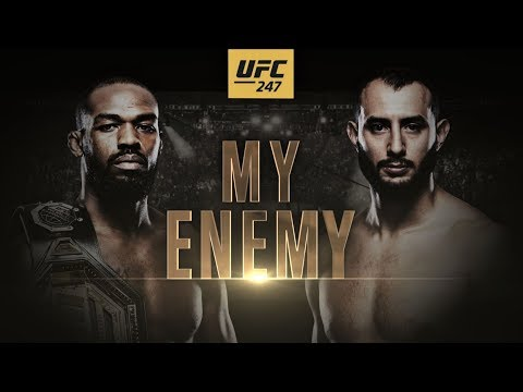 UFC 247: Jones vs Reyes – My Enemy