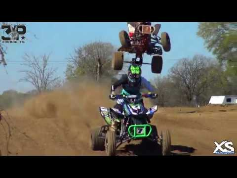 ATV MX Racing at 3 Palms Action Sports Park Texas 2019