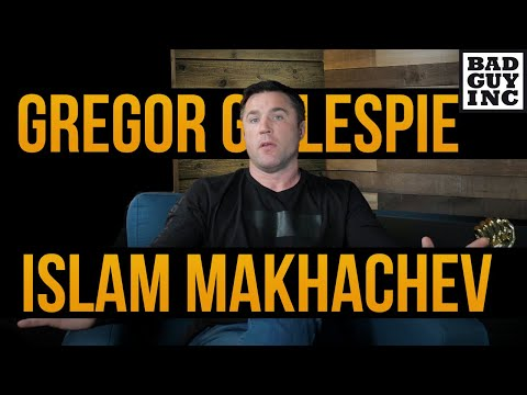 Gregor Gillespie should fight Islam Makhachev…