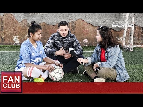 Fan Club EP.35 || Dikshya Karki || Action Sports